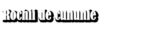 Rochii de cununie