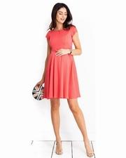 modele rochii cununie civila gravide