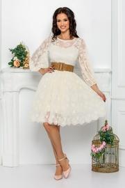 rochie elegante cununia civila lunga