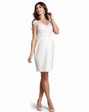 rochii cununie civila pentru gravide frumoase