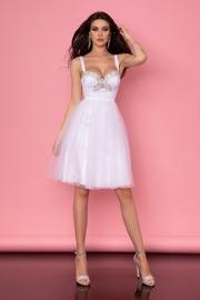 rochii de cununie albe ieftine
