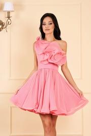 rochii de cununie babydoll dantela