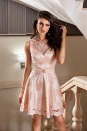 rochii de cununie babydoll elegante