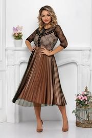 rochii de cununie cu imprimeuri florale