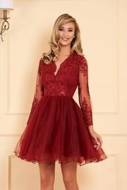 rochii de cununie din dantela elegante