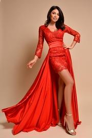 rochii de cununie din dantela stil printesa