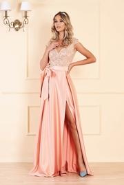 rochii de cununie lungi elegante
