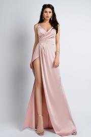 rochii de cununie lungi rosii