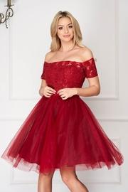 rochii elegante pentru cununia civila seara