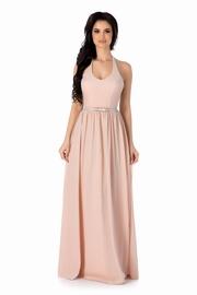 rochii lungi pentru cununia civila elegante