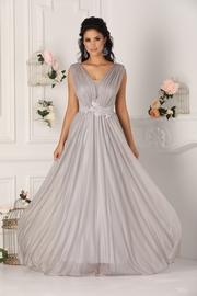 rochii pentru cununia civila lungi elegante