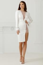 rochii pentru cununia civila toamna scurte
