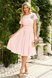 rochii pentru cununie civila de vara dantela